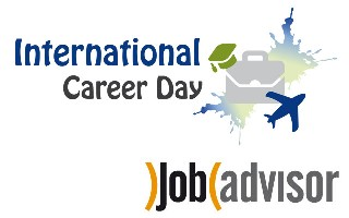 UNINFORM GOES TO THE INTERNATIONAL CAREER DAY!