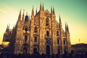 Milano European Best Destination 2017