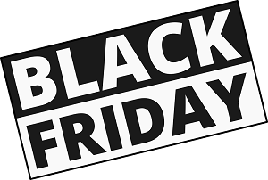 Offerte Black Friday e Cyber Monday