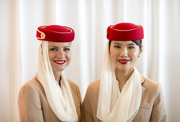 Emirates assume assistenti di volo - open day 2019 Italia